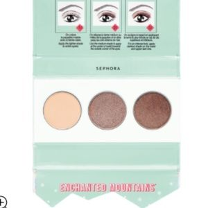 Sephora Enchanted Mountains Eyeshadow Palette